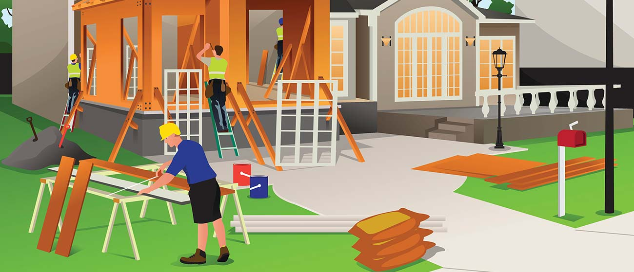 Home Remodeling In Houston