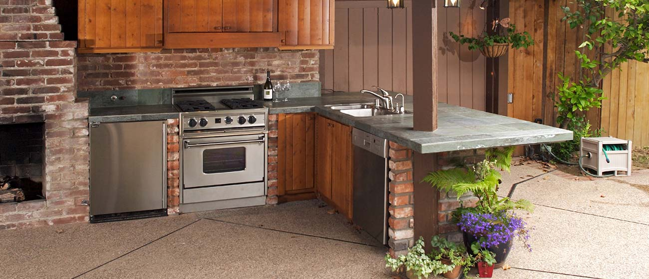 Outdoor Kitchens Remodeling In Houston