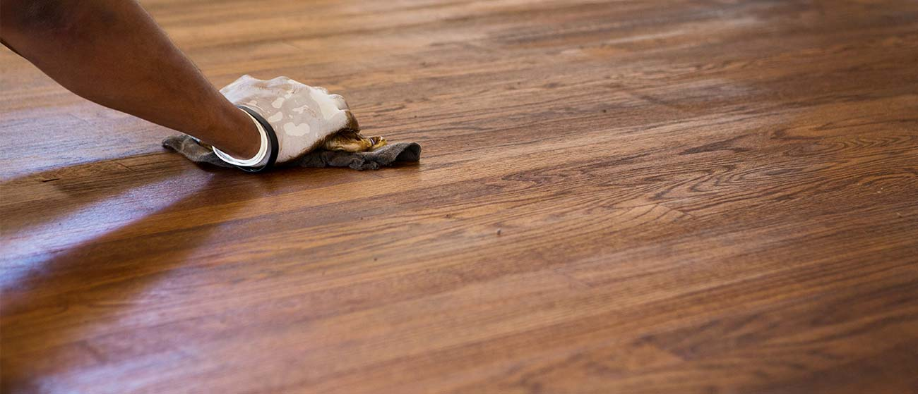 Residential Hardwood Flooring Installation In Houston