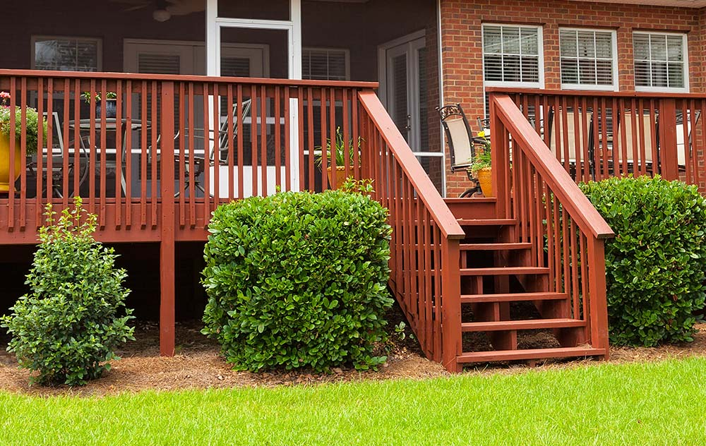 Deck Installation In Houston