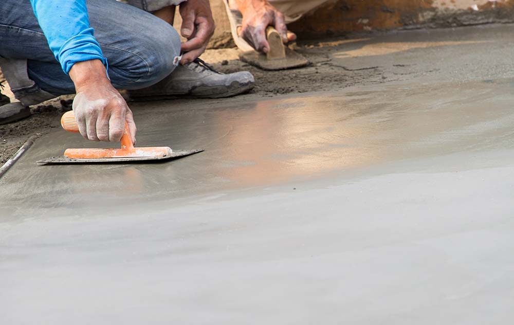 Residential Concrete Slab Contractor In Houston