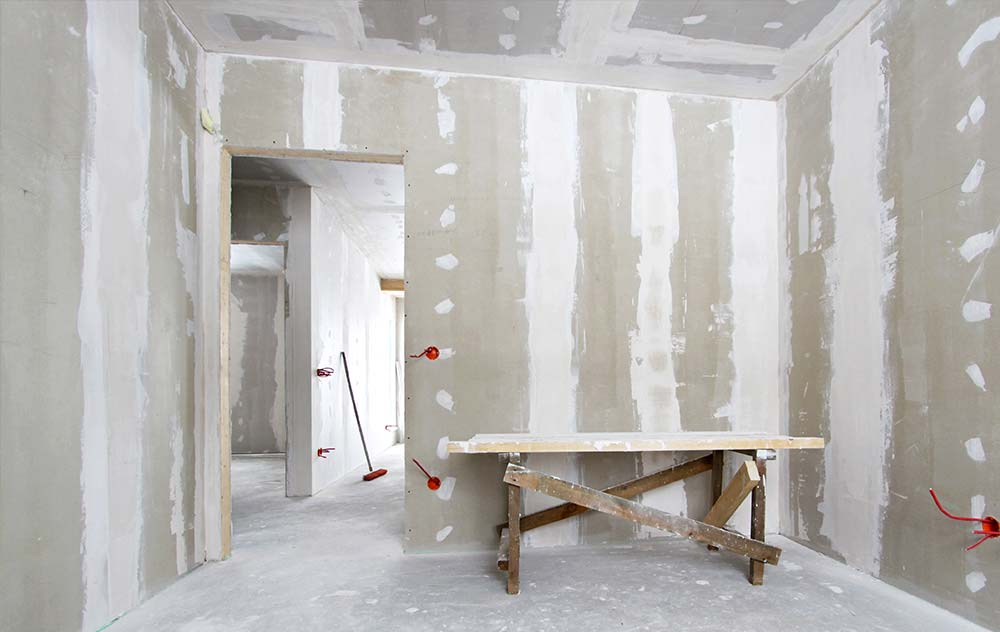 Residential Drywall Contractor In Houston