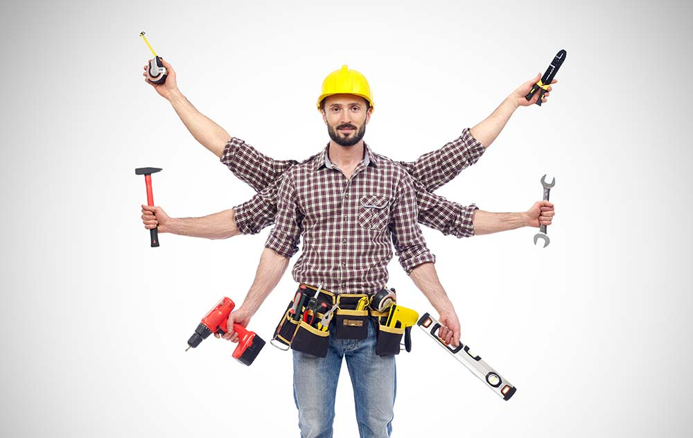 Residential Handyman In Houston